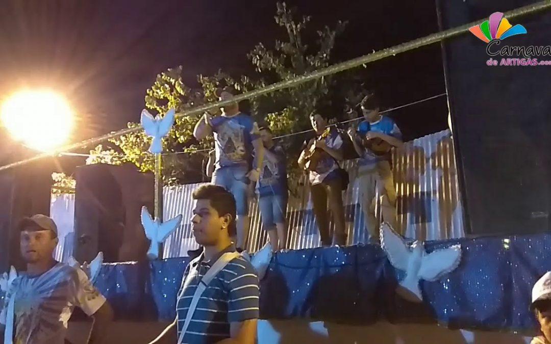 Arrastão de Académicos y lanzamiento del Samba de